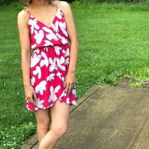 Dresses & Skirts - Pink Floral Sundress